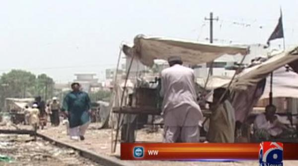Anti-encroachment drive on Karachi Circular Railway land to begin tomorrow