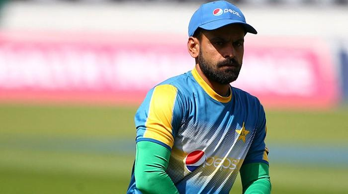 Didn't retire from Tests out of fear of facing Steyn, says Hafeez