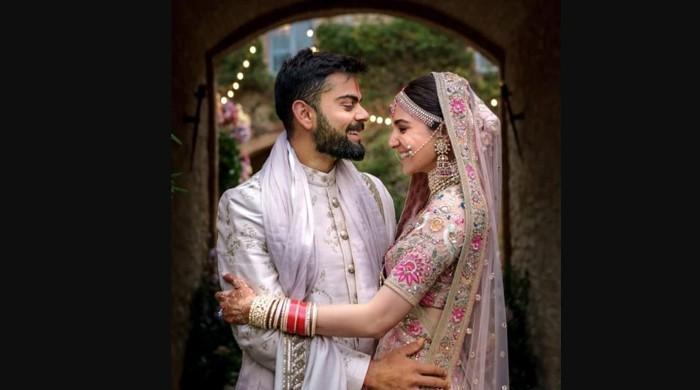 Anushka, Kohli post heartfelt messages for each other on first wedding anniversary