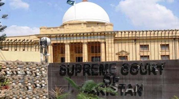 SC rejects Sindh govt's petition to halt Karachi anti-encroachment drive