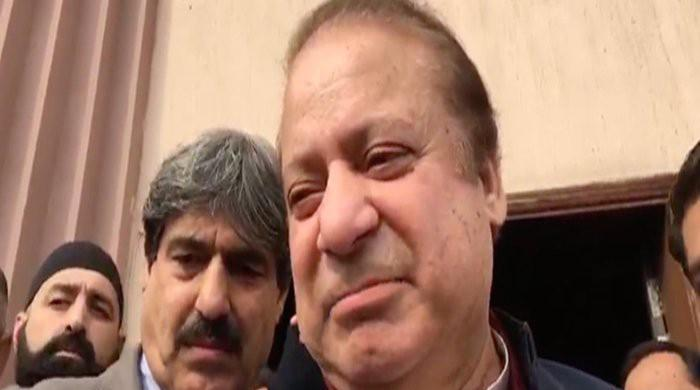 'What laugh? We couldn't even cry out loud': Nawaz responds to journalist