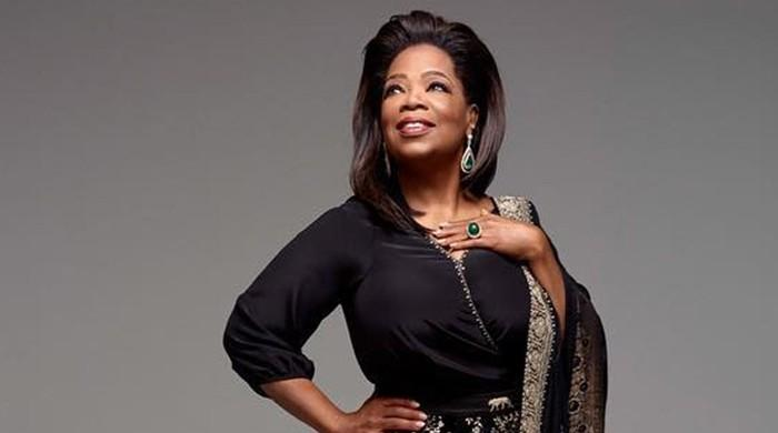 Oprah Winfrey dons Sabyasachi for Elle India's 22nd anniversary