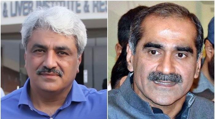 NAB detains Saad and Salman Rafique