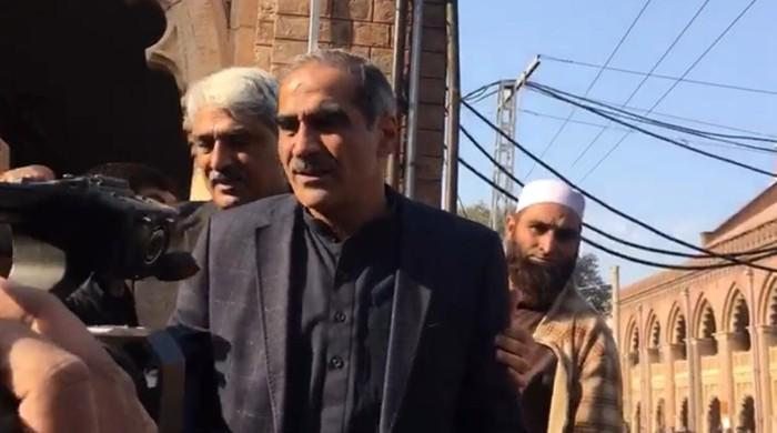 NAB arrests Saad, Salman Rafique in Paragon Housing scam case