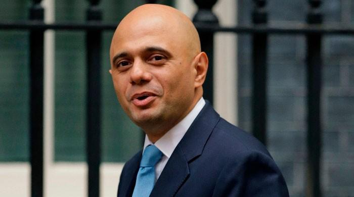 British Pakistani Sajid Javid among contenders to replace UK PM Theresa May