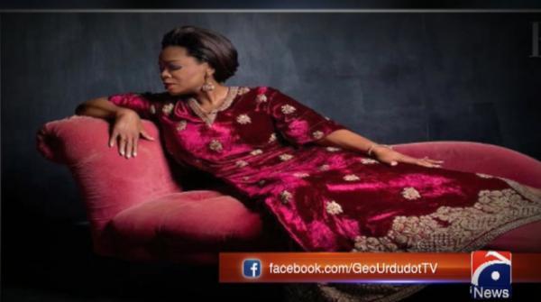Oprah Winfrey dons Sabyasachi for Elle India's 22nd anniversary