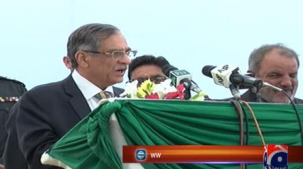 Pakistan to face severe water scarcity by 2025: CJ