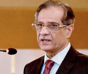 Pakistan to face severe water scarcity by 2025: CJP
