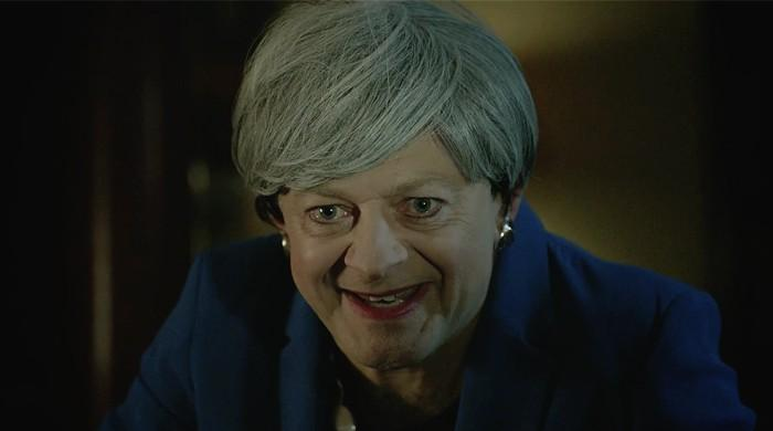 Actor Andy Serkis throws shade at Theresa May and Brexit with new Gollum video