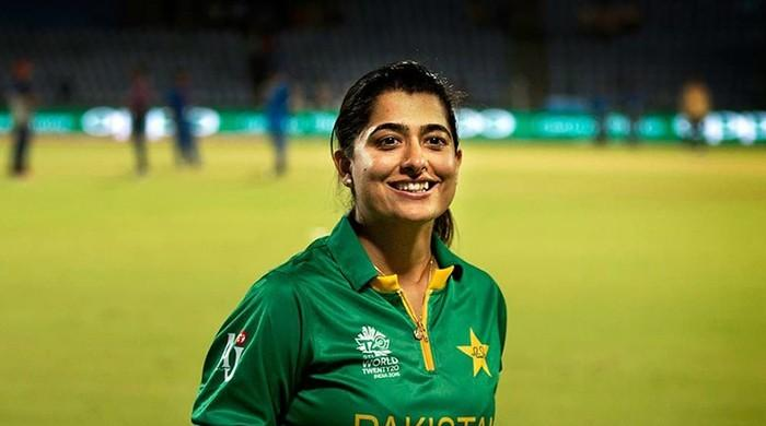 Sana Mir's leg-break delivery voted Play of Women's World T20