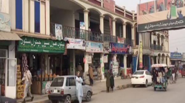 Lights and colours return to Bara Bazaar in erstwhile FATA