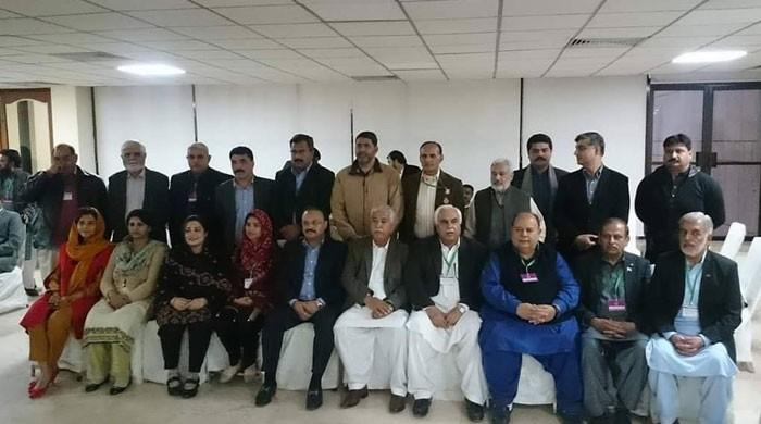 Ashfaq Hussain Shah elected new president of PFF