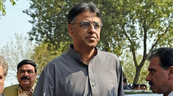 Reduced rupee's value, hiked gas tariff without waiting for IMF: Asad Umar