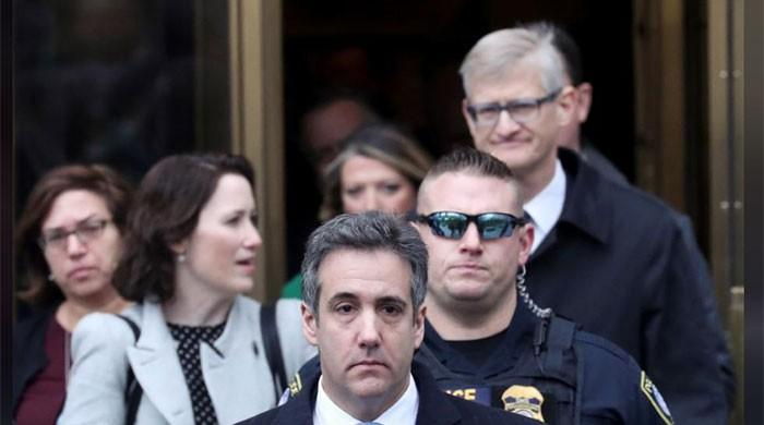 Trump ex-lawyer Cohen sentenced to three years prison on campaign charge