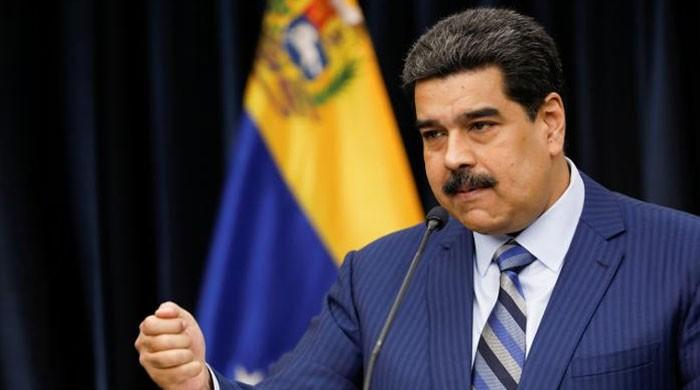 Maduro accuses US official of plotting Venezuela invasion, gives no evidence