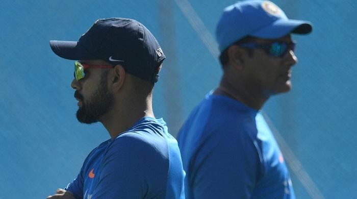 Kohli engineered Kumble's exit, leaked email suggests