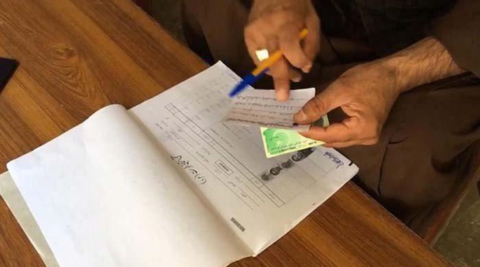 Polling under way for by-election on Punjab Assembly seat PP-168