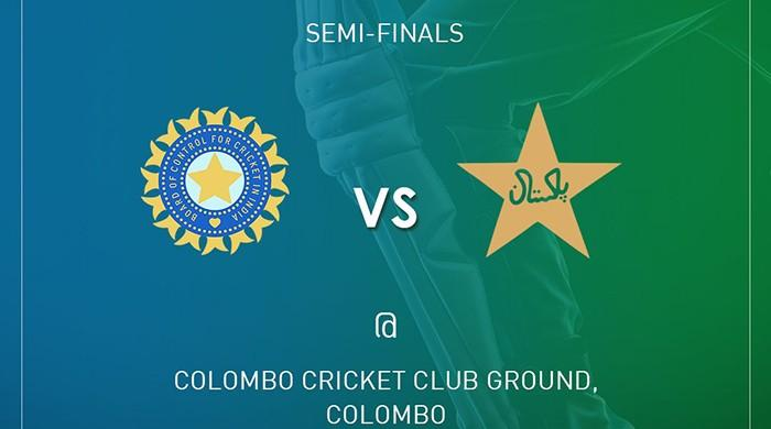Pakistan, India face off in Emerging Asia Cup semifinal