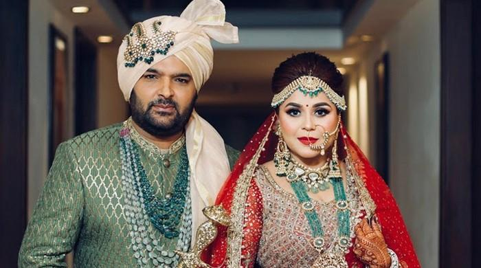 Indian comedian Kapil Sharma ties the knot