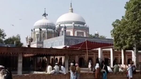 Celebrations for 121st Urs of Hazrat Khawaja Ghulam Farid begin
