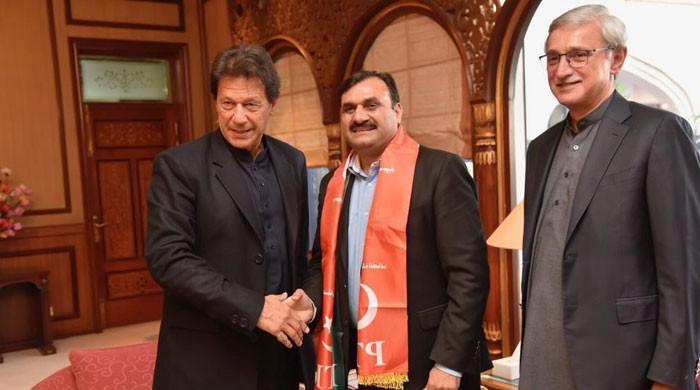 Former PPP leader Shaukat Basra joins PTI