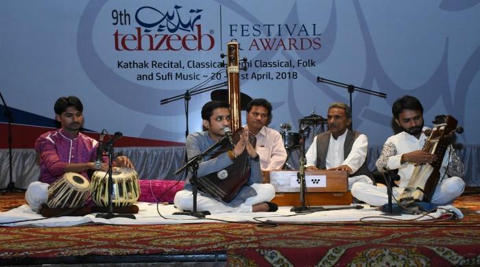 10th Tehzeeb Festival to kick off in Karachi on Friday