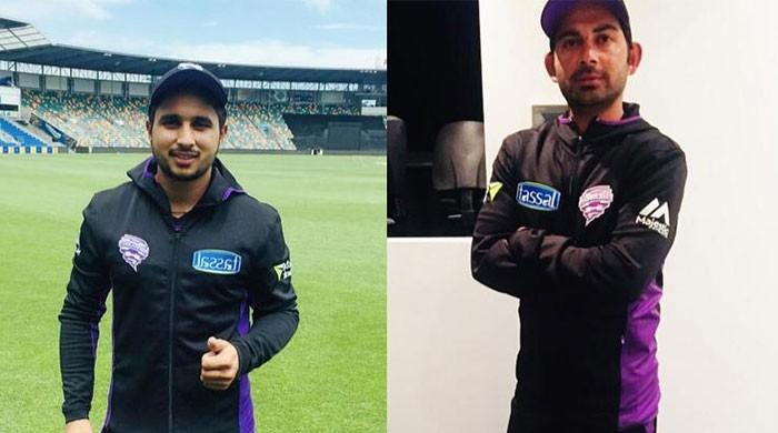 Qalandars' PDP duo hopeful for Big Bash contract in Australia
