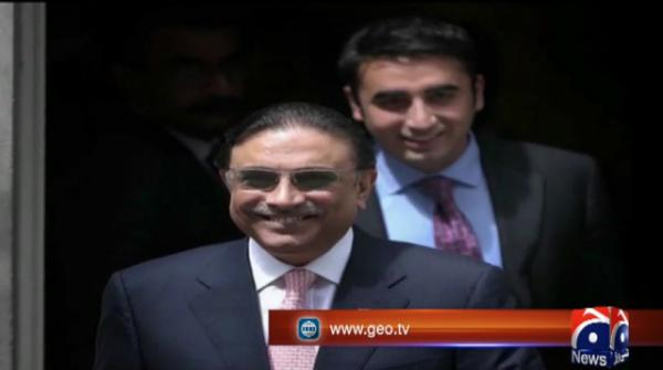 Illegal allotment of forest land: NAB displeased over Zardari, Bilawal response
