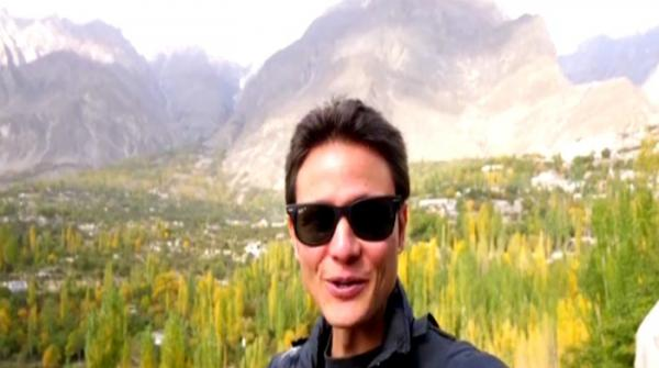 Thai travel blogger Mark Wiens on why people should visit Pakistan