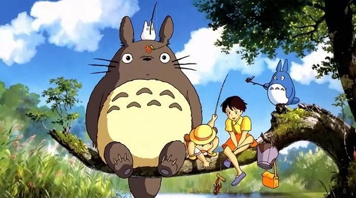 Studio Ghibli classic 'My Neighbor Totoro' to be screened in China for first time