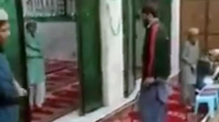 Hyderabad madrassah teacher arrested after being caught hitting students in viral video