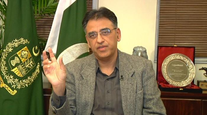 No urgency for Pakistan to enter IMF programme: Asad Umar