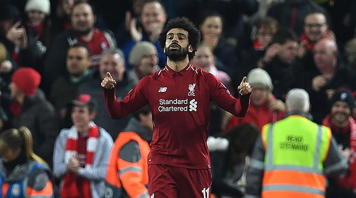 Mohamed Salah retains BBC African Footballer of the Year award