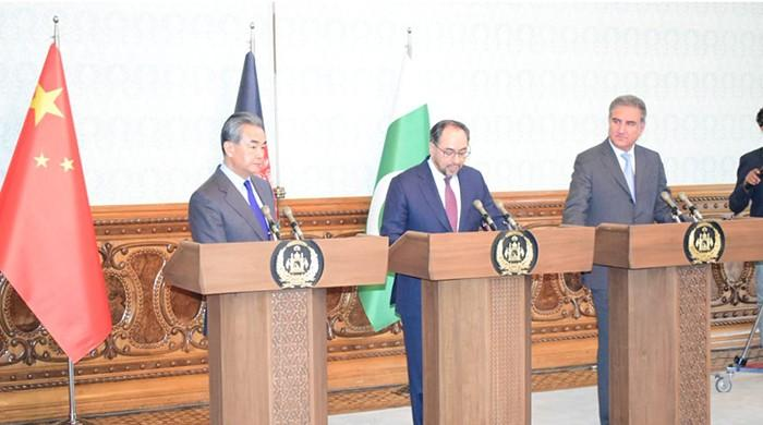 Tripartite talks: Pakistan signs anti-terrorism cooperation MoU with China, Afghanistan