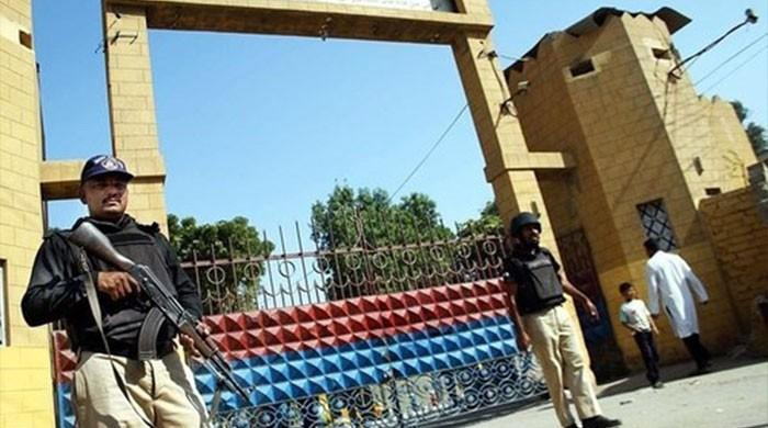 LEAs conduct search operation at Karachi Central Jail: sources