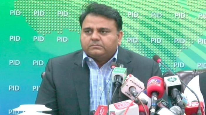 Zardari should start counting his days in politics, says Fawad Chaudhry