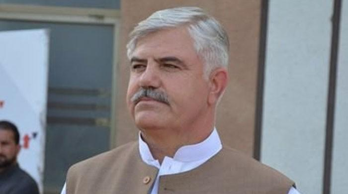 KP CM appears before NAB in Malam Jabba land case
