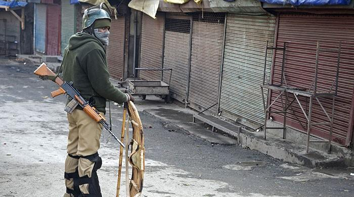 Shutdown across IoK after latest killing spree by Indian troops