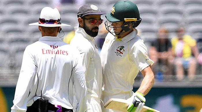 Clash of the captains: Kohli, Paine duel as tensions rise in Perth Test