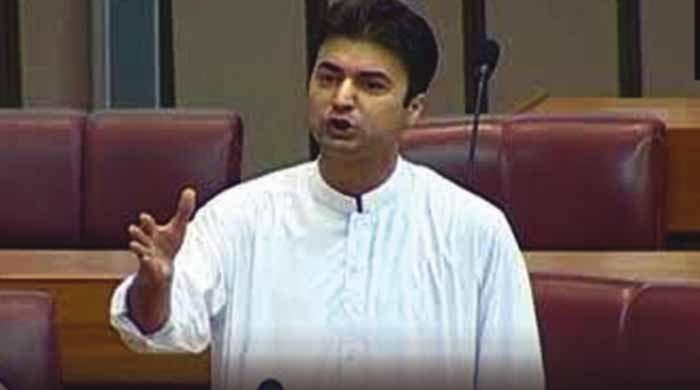 Murad Saeed takes oath as federal cabinet member