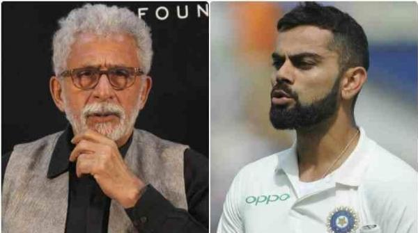 Naseeruddin Shah slams Kohli for his on-field attitude