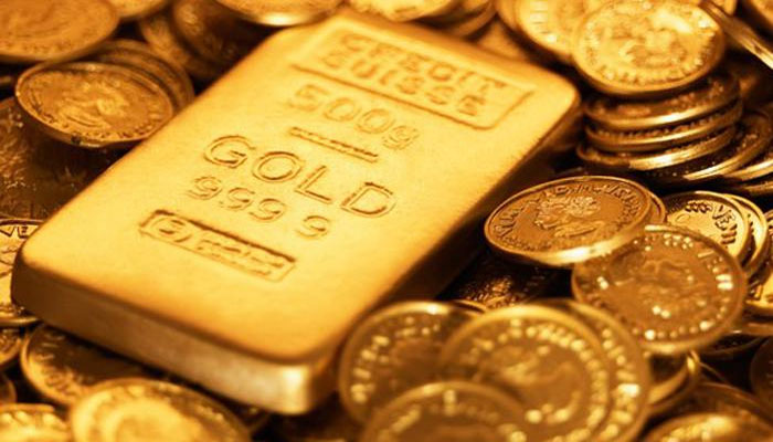 One Tola Gold Hit Rs67 800 After The Price Shot Up By Rs1450 On Tuesday Geo News File