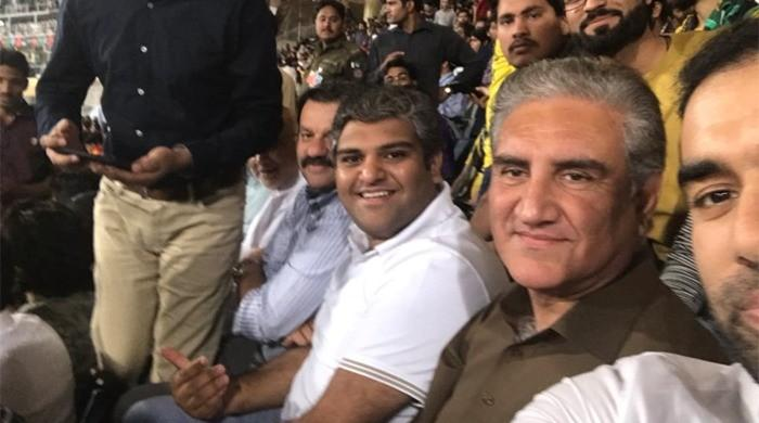 Is Shah Mehmood Qureshi's son eying the sixth PSL team?