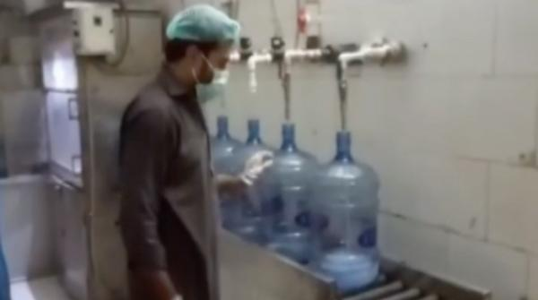 Unregistered companies supplying water in Sukkur