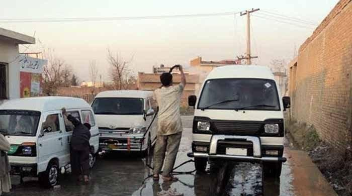 LHC imposes ban on washing cars with hosepipes