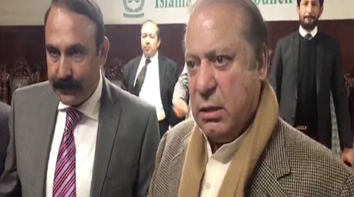 Guard's attack on cameraman: Nawaz regrets incident, vows action