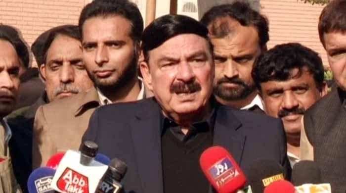 Nawaz seeking NRO for Maryam, claims Sheikh Rashid