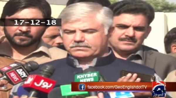 KP CM not given any 'clean chit' in Malam Jabba land case: NAB