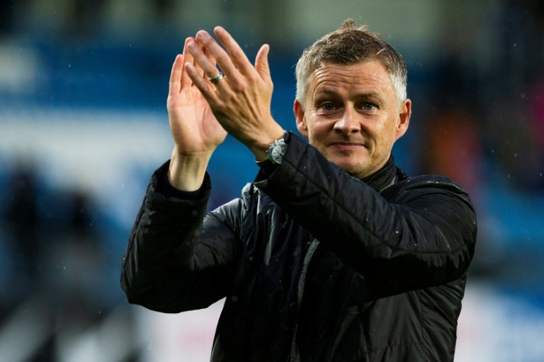 Manchester United appoints club legend Ole Gunnar Solskjaer as interim manager