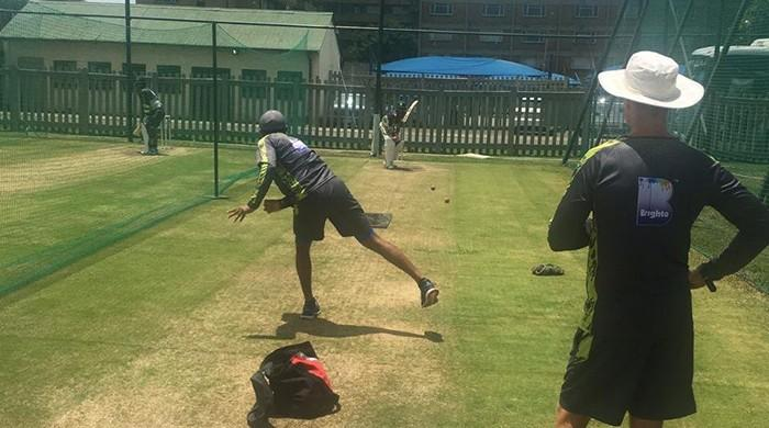 Pakistan kick off South Africa tour with three-day practice match